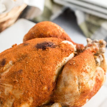 Instant pot whole chicken