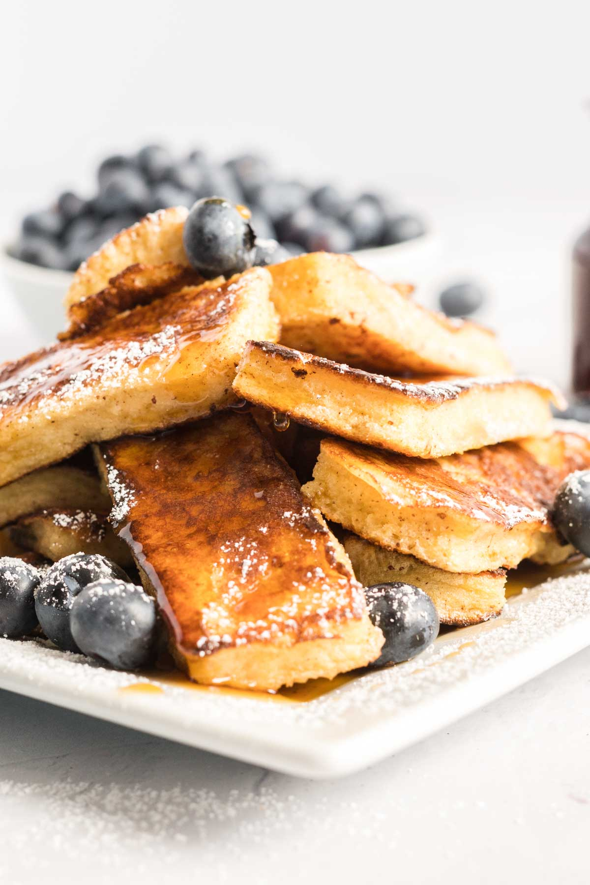 Cinnamon French Toast Sticks Tastes Of Homemade